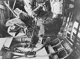 B-24 Gunner, Early