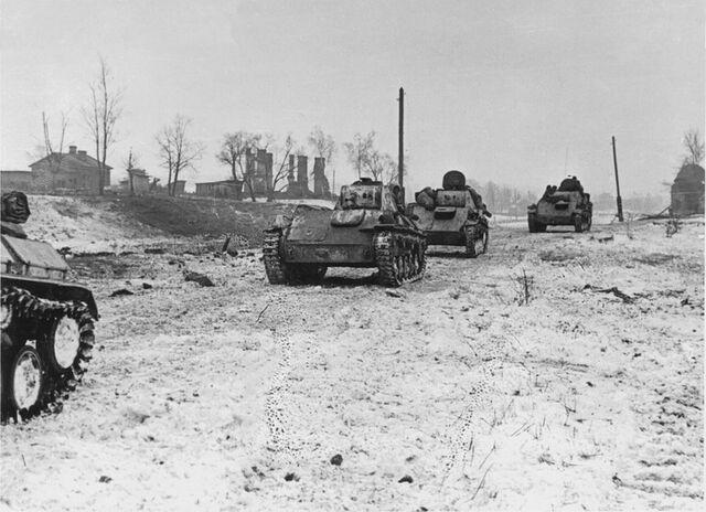 File:T-70s, Leningrad 1944.jpg