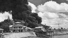 Darwin Bombing Aftermath