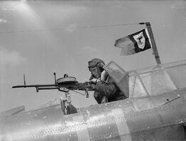 Vickers K Machine Gun