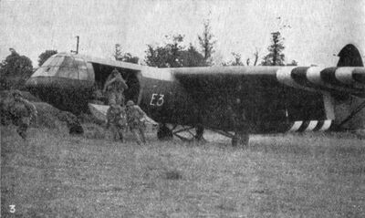 Airspeed horsa normandy