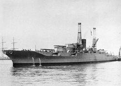 USS Mississippi battleship