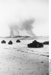 Operation Typhoon Attack, Moscow 1941