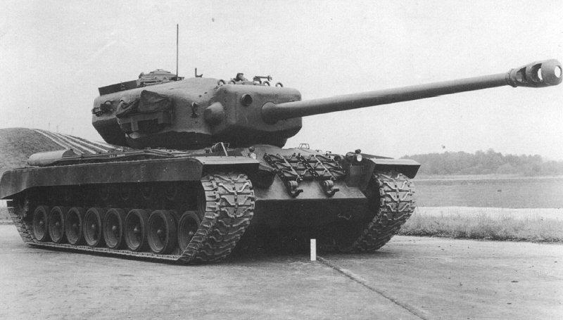 T29 Super Heavy Tank | World War II Wiki | FANDOM powered ...