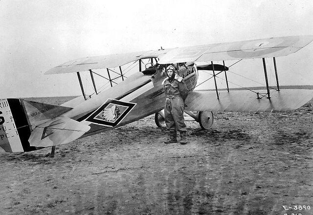 File:103rd Aero Squadron - Spad XIII.jpg