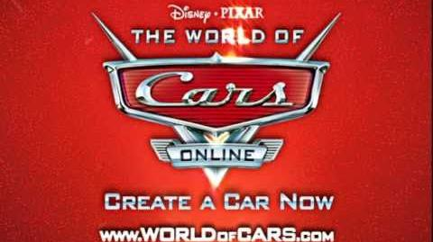 World of Cars Online Launch Trailer