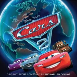 Cars2SoundtrackCover