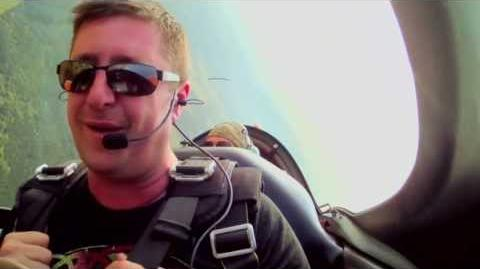 Planes - Sky Sports Broadcaster Crofty Takes the Flight of a Lifetime - Disney HD