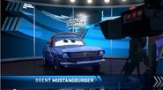 Brent Mustangburger Planes