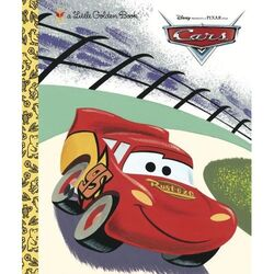 Cars Little Golden Book