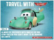 """Travel With """"Planes"""" 2"""