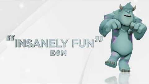 DISNEY INFINITY Disney Infinity Dance Party