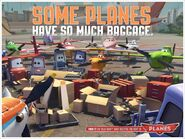 Some Planes Have So Much Baggage.