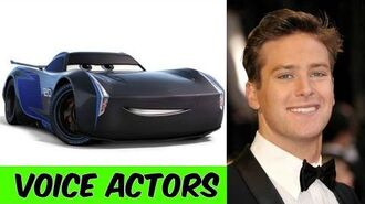 Cars 3 Cast - Cars 3 Voice Actors - Cars 3 Behind The Scenes Voices