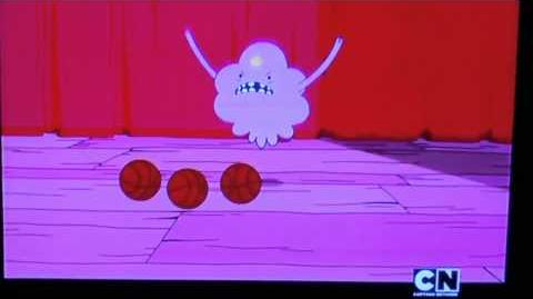 LSP at the Talent show These Lumps