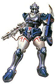 ATAC Armour Suit