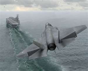 File:F-35 Landing.jpg