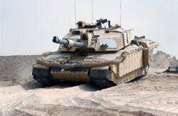 Challenger 2, Iraq