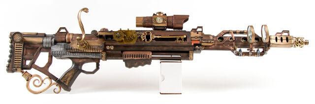 File:Steampunk rifle by 3dpoke-d56dchk.jpg