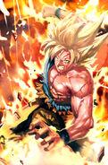 Super saiyan goku by longai-d40y9am