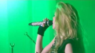 Avril Lavigne - I Always Get What I Want (The Black Star Tour- Live in Singapore Concert 2011)