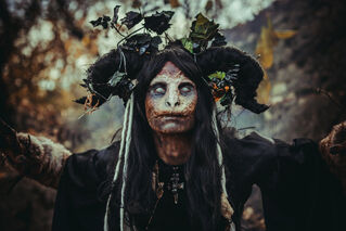 Forest witch stock by nerium oleanders-d74cp9v
