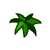 Crushed herb