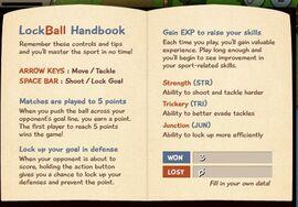 Lockball handbook