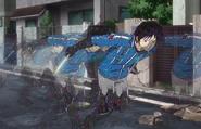 Speed Shift anime