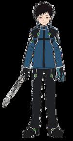 Kazama anime (2)
