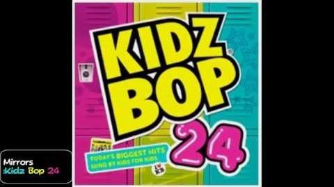 Kidz Bop Kids Mirrors