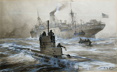 File:Willy Stöwer - Sinking of the Linda Blanche out of Liverpool.jpg