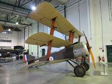 800px-Sopwith Triplane at RAF Museum London in November 2011