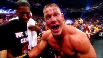 John Cena Entrance Video