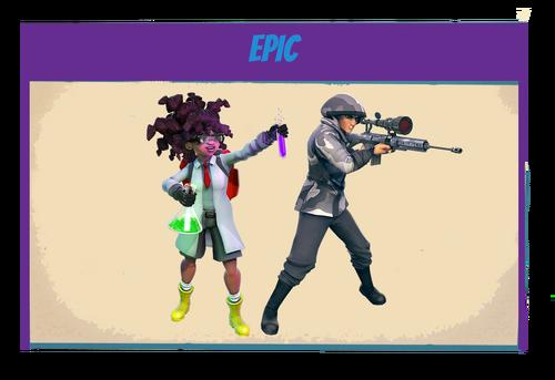 Survivors-epic