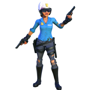 Survivor3 rare Trooper