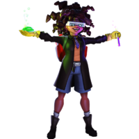 Survivor6 mythic PhD