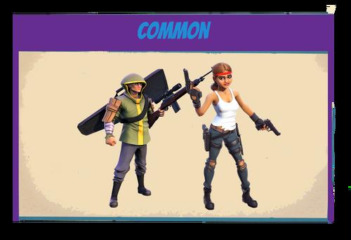 Survivors-common