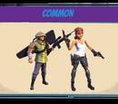 Survivors - Common