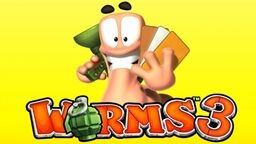 Worms 3 Logo