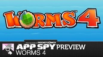 Worms 4 - Preview