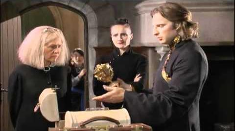 """Trick or Treat"" Part 1 - The New Worst Witch"