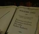Reversing spell