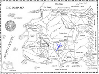 River Storn map