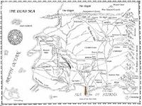 Nemarellin Mountains map