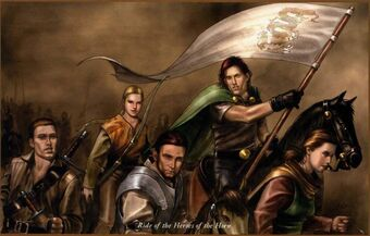 Heroes of the Horn