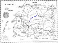 River Haevin map