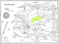Caralain Grass map