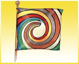 File:Aes Sedai flag ajah-yellow.jpg