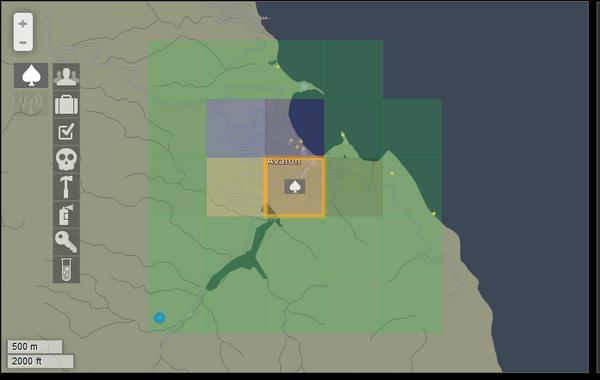 MapOrangeZone